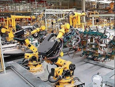 从四大自动化外企看中国工业实力