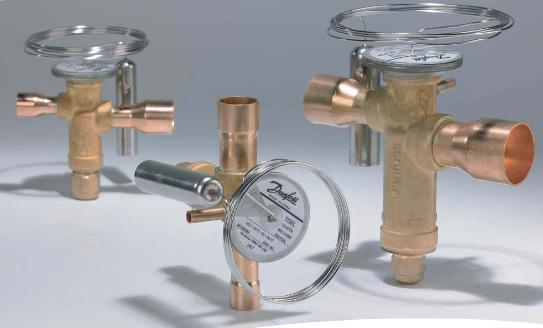 热力膨胀阀如何安装和调试